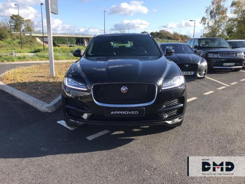 Jaguar F-pace 2.0t 250ch Portfolio 4x4 Bva8 - Visuel #4
