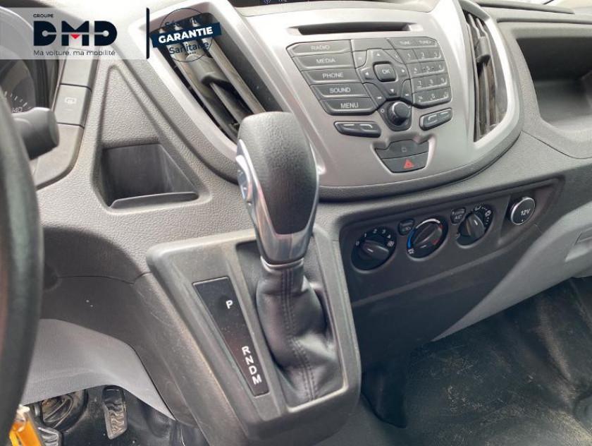 Ford Transit 2t Fg T350 L2h2 2.0 Ecoblue 170ch S&s Trend Business Bva - Visuel #8