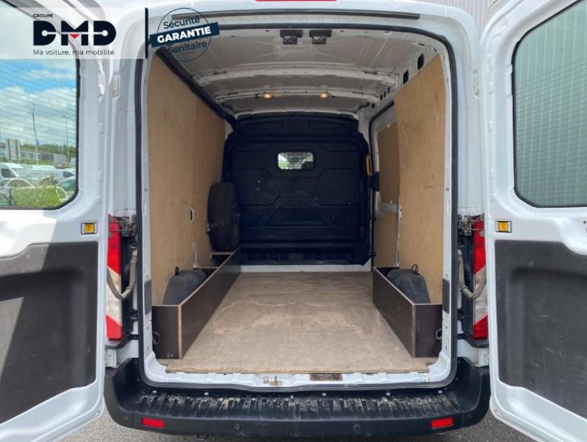 Ford Transit 2t Fg T350 L2h2 2.0 Ecoblue 170ch S&s Trend Business Bva - Visuel #12