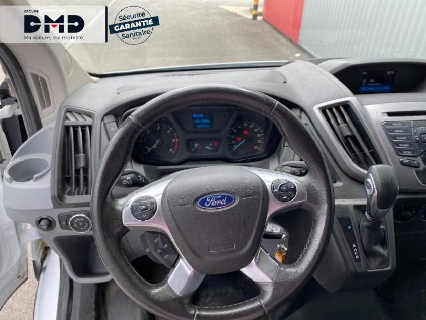 Ford Transit 2t Fg T350 L2h2 2.0 Ecoblue 170ch S&s Trend Business Bva - Visuel #7