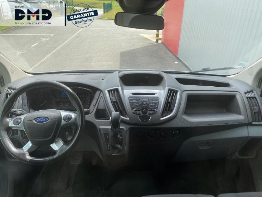 Ford Transit 2t Fg T350 L2h2 2.0 Ecoblue 170ch S&s Trend Business Bva - Visuel #5