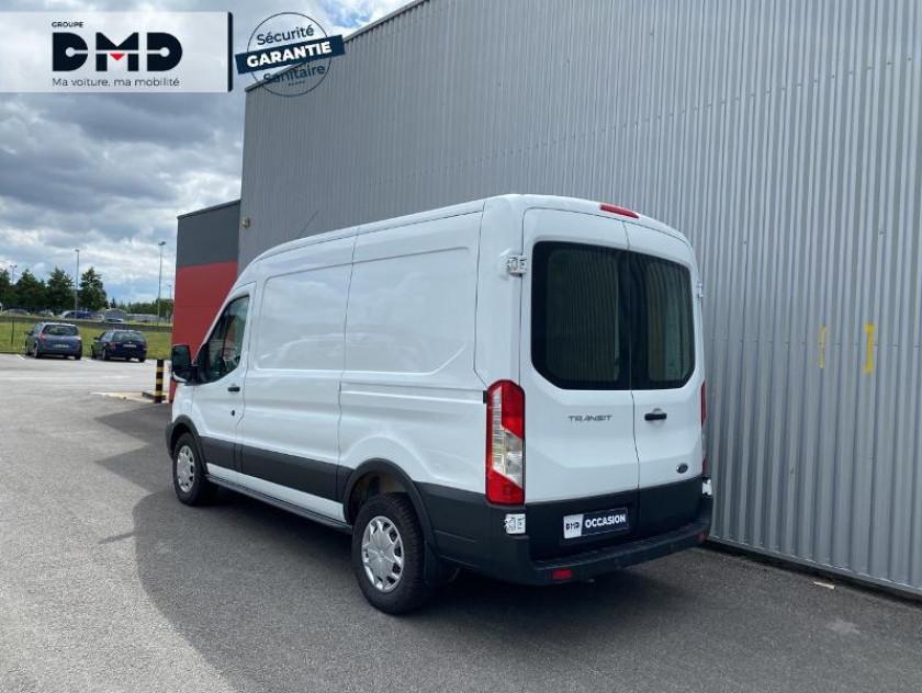 Ford Transit 2t Fg T350 L2h2 2.0 Ecoblue 170ch S&s Trend Business Bva - Visuel #3