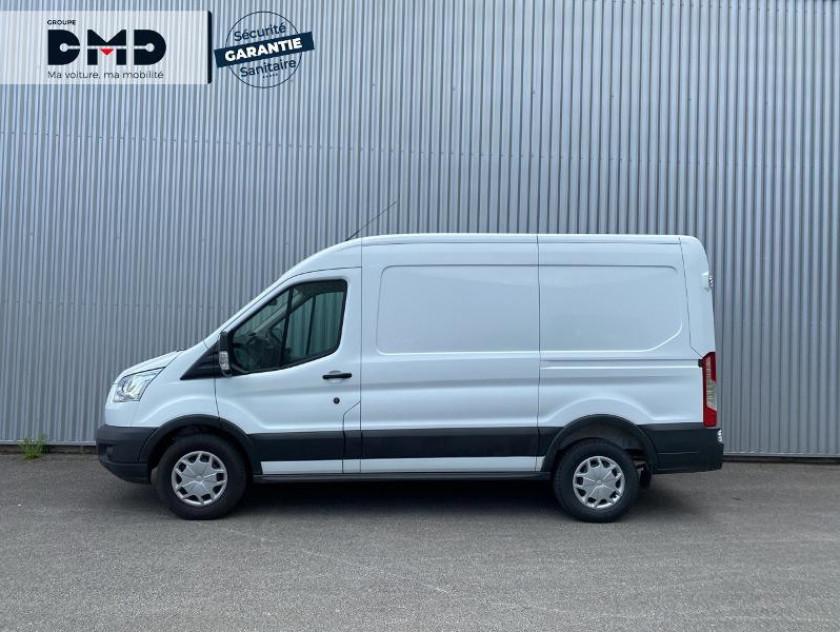 Ford Transit 2t Fg T350 L2h2 2.0 Ecoblue 130ch Trend Business - Visuel #2