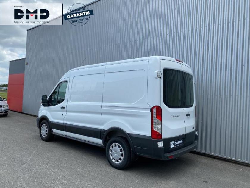 Ford Transit 2t Fg T350 L2h2 2.0 Ecoblue 130ch Trend Business - Visuel #3