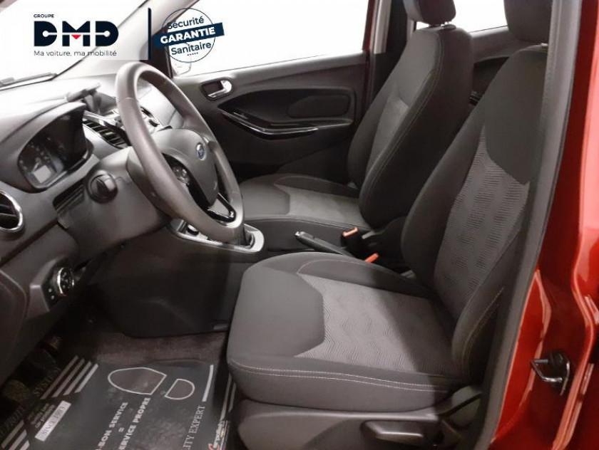 Ford Ka+ 1.2 Ti-vct 85ch S&s Ultimate - Visuel #9