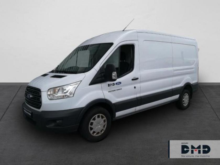 Ford Transit 2t Fg P350 L3h2 2.0 Ecoblue 130ch Trend Business - Visuel #1