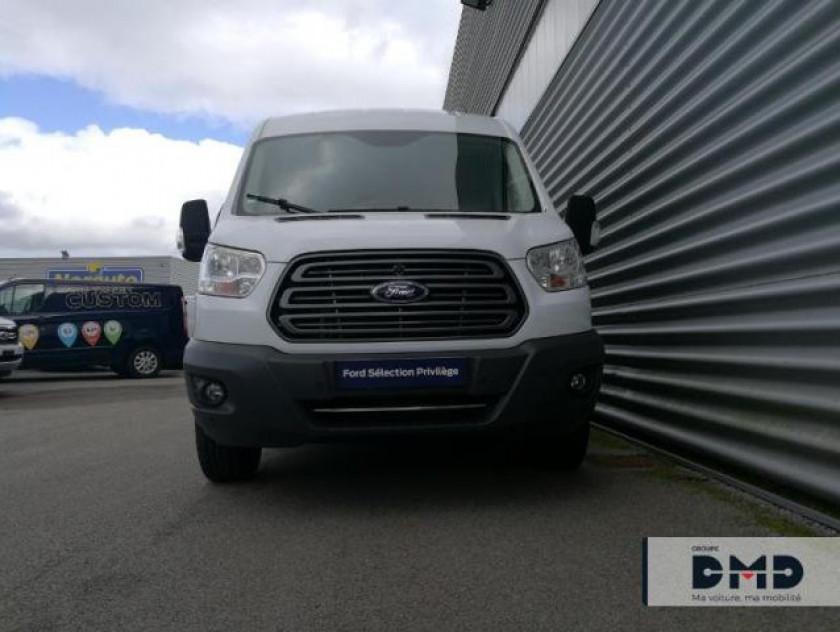 Ford Transit 2t Fg P350 L3h2 2.0 Ecoblue 130ch Trend Business - Visuel #4