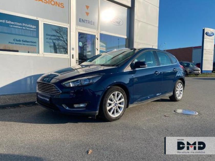 Ford Focus 1.0 Ecoboost 125ch Stop&start Titanium - Visuel #15