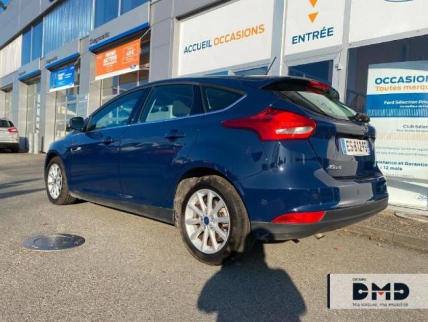 Ford Focus 1.0 Ecoboost 125ch Stop&start Titanium - Visuel #3