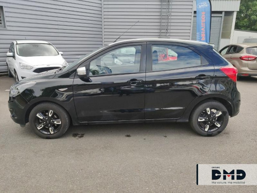 Ford Ka+ 1.2 Ti-vct 85ch Black Edition - Visuel #2
