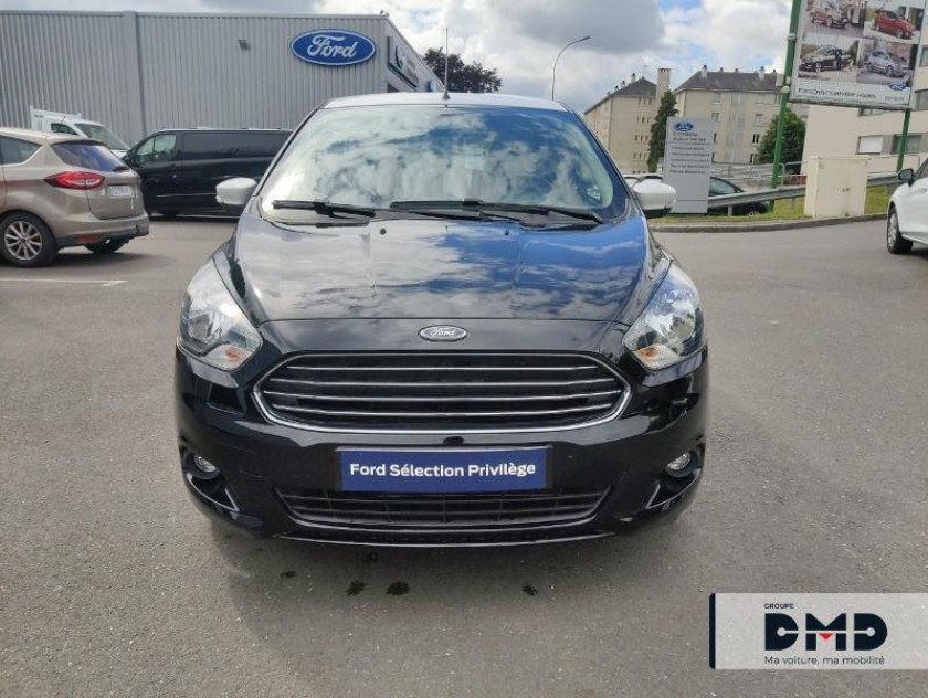 Ford Ka+ 1.2 Ti-vct 85ch Black Edition - Visuel #4