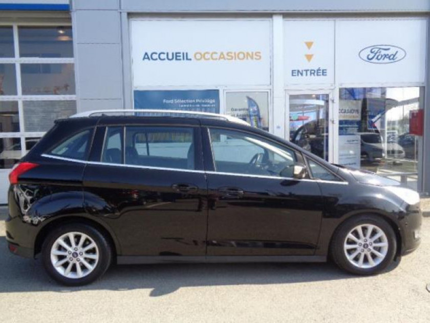 Ford Grand C-max 1.5 Tdci 120ch Stop&start Titanium Powershift - Visuel #16