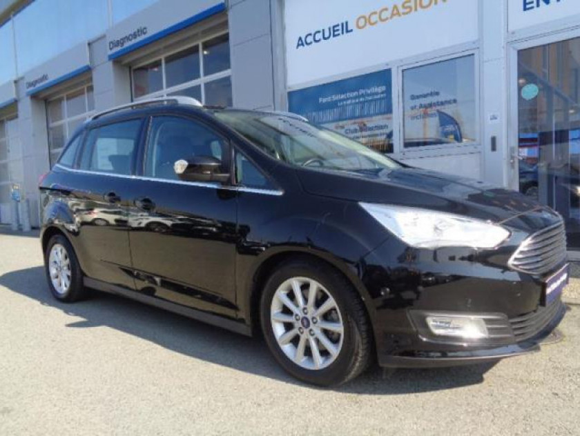 Ford Grand C-max 1.5 Tdci 120ch Stop&start Titanium Powershift - Visuel #1