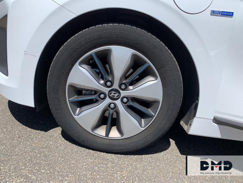 Hyundai Ioniq Plug-in 141ch Executive - Visuel #13