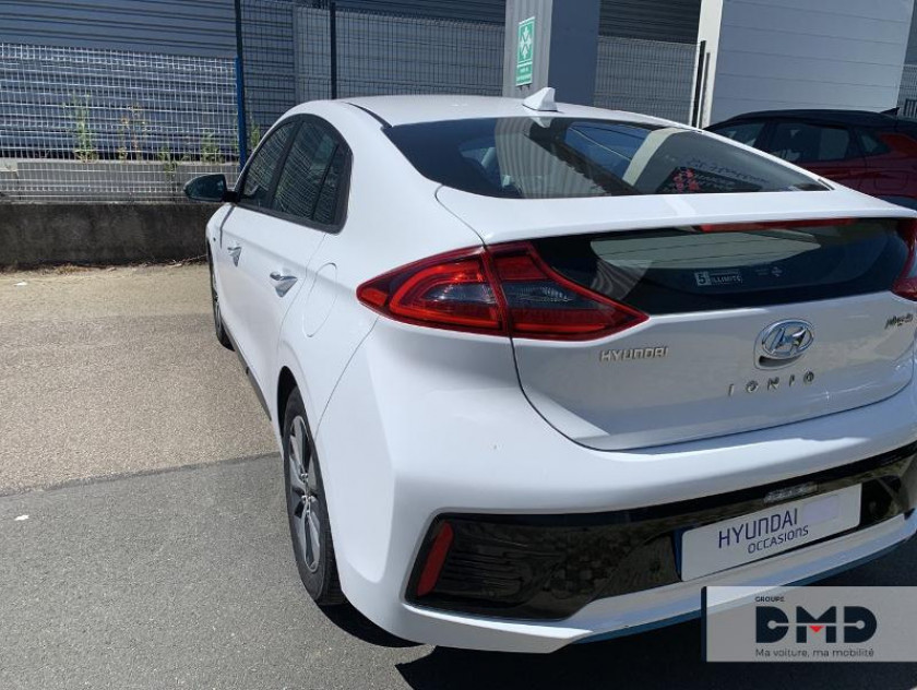 Hyundai Ioniq Plug-in 141ch Executive - Visuel #3