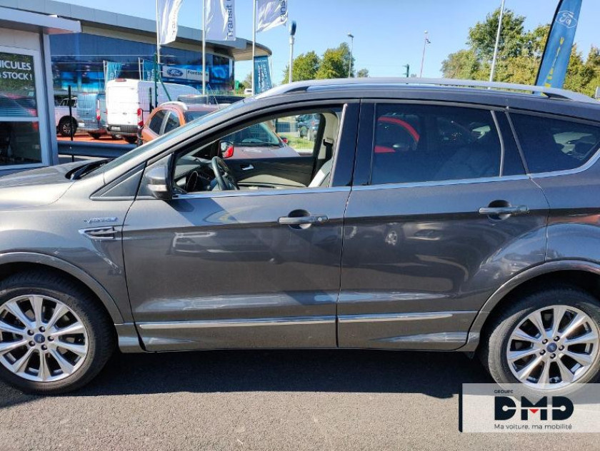 Ford Kuga 1.5 Ecoboost 150ch Stop&start Vignale 4x2 - Visuel #2