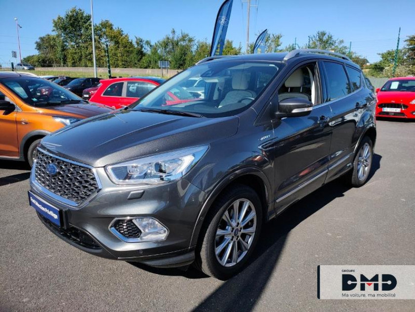 Ford Kuga 1.5 Ecoboost 150ch Stop&start Vignale 4x2 - Visuel #14