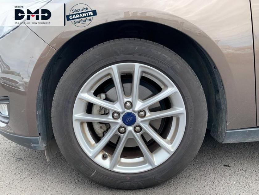 Ford Focus 1.0 Ecoboost 125ch Stop&start Executive - Visuel #13