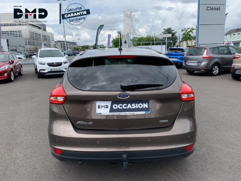 Ford Focus 1.0 Ecoboost 125ch Stop&start Executive - Visuel #11