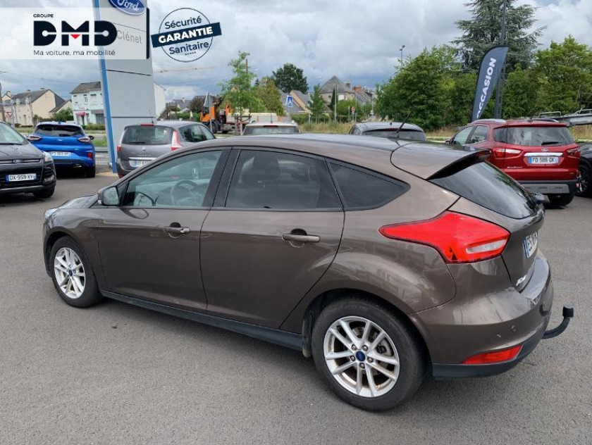 Ford Focus 1.0 Ecoboost 125ch Stop&start Executive - Visuel #3