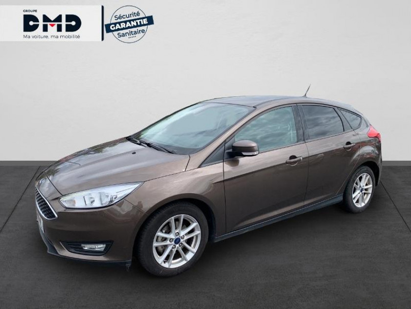 Ford Focus 1.0 Ecoboost 125ch Stop&start Executive - Visuel #1