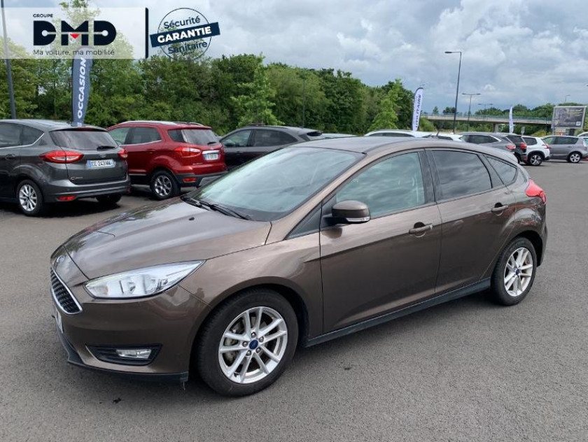 Ford Focus 1.0 Ecoboost 125ch Stop&start Executive - Visuel #14