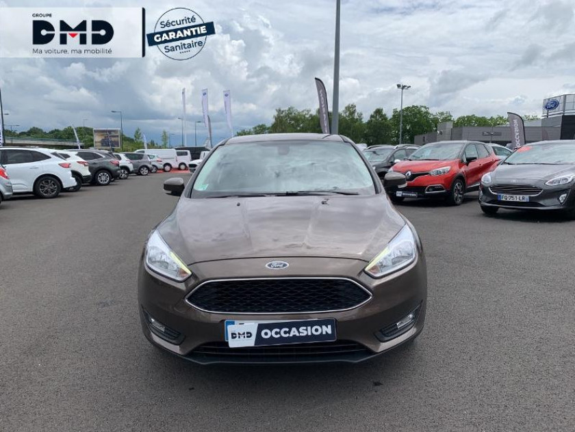 Ford Focus 1.0 Ecoboost 125ch Stop&start Executive - Visuel #4