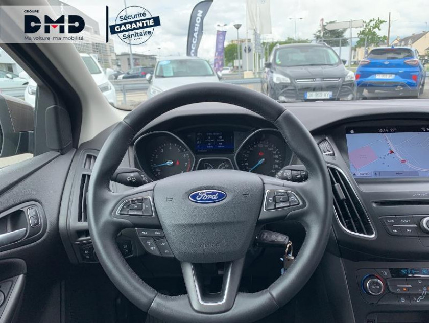 Ford Focus 1.0 Ecoboost 125ch Stop&start Executive - Visuel #7