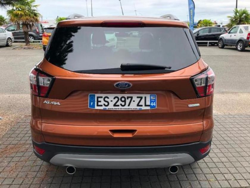 Ford Kuga 1.5 Ecoboost 120ch Stop&start Titanium Business 4x2 - Visuel #3