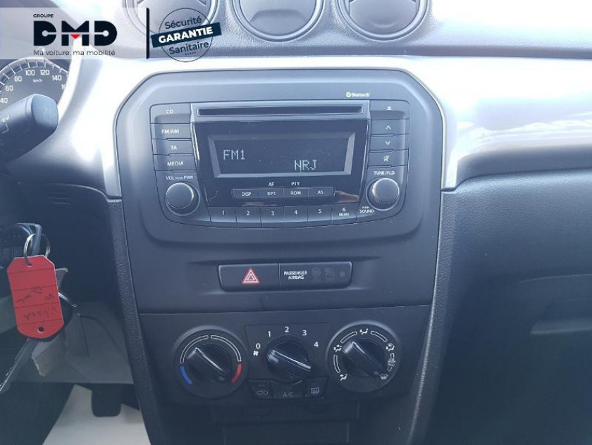 Suzuki Vitara 1.6 Vvt Avantage - Visuel #6