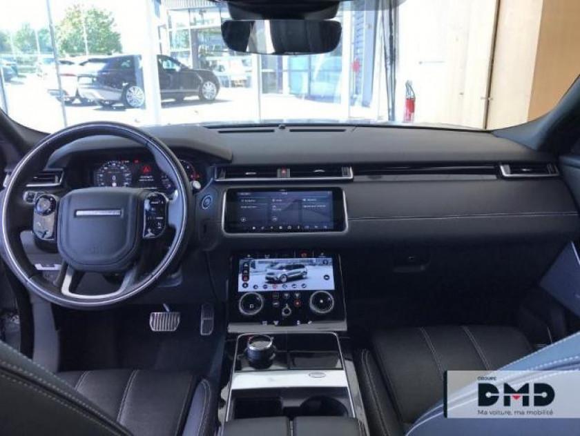 Land-rover Range Rover Velar 3.0d V6 300ch R-dynamic Hse Awd Bva - Visuel #5