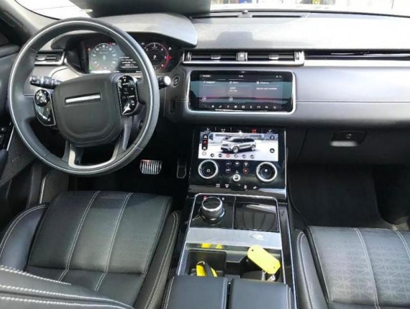 Land-rover Range Rover Velar 3.0d V6 300ch R-dynamic Hse Awd Bva - Visuel #4