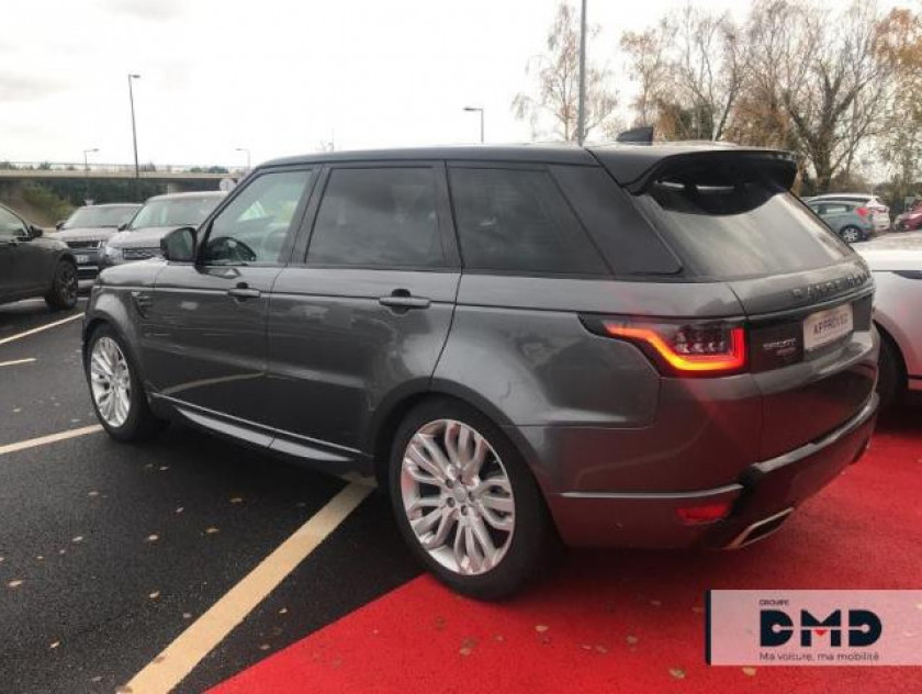 Land Rover Range Rover Sport Mark Iv Tdv6 3.0l Hse Dynamic A 5p - Visuel #3