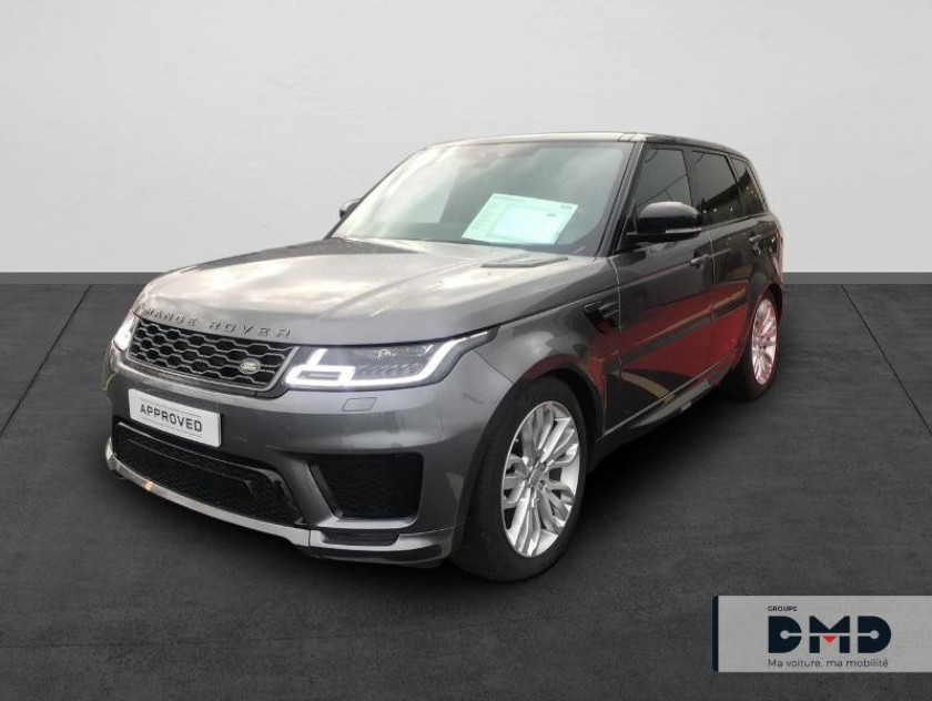 Land Rover Range Rover Sport Mark Iv Tdv6 3.0l Hse Dynamic A 5p - Visuel #1