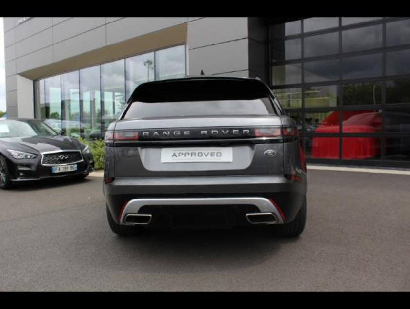 Land-rover Range Rover Velar 3.0d V6 300ch R-dynamic Se Awd Bva - Visuel #8