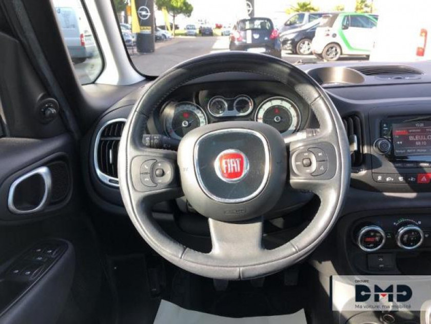 Fiat 500l 1.6 Multijet 16v 105ch S&s Lounge - Visuel #7