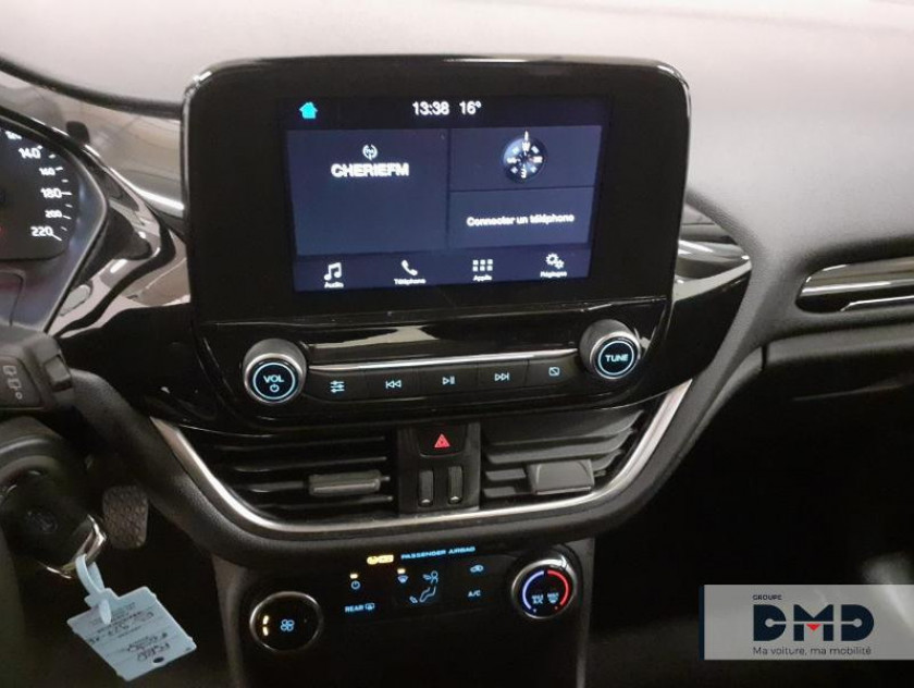 Ford Fiesta 1.1 85ch Trend 5p - Visuel #6