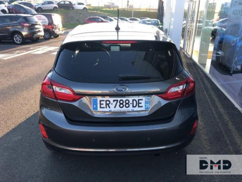 Ford Fiesta 1.0 Ecoboost 100ch Stop&start B&o Play First Edition 5p - Visuel #11