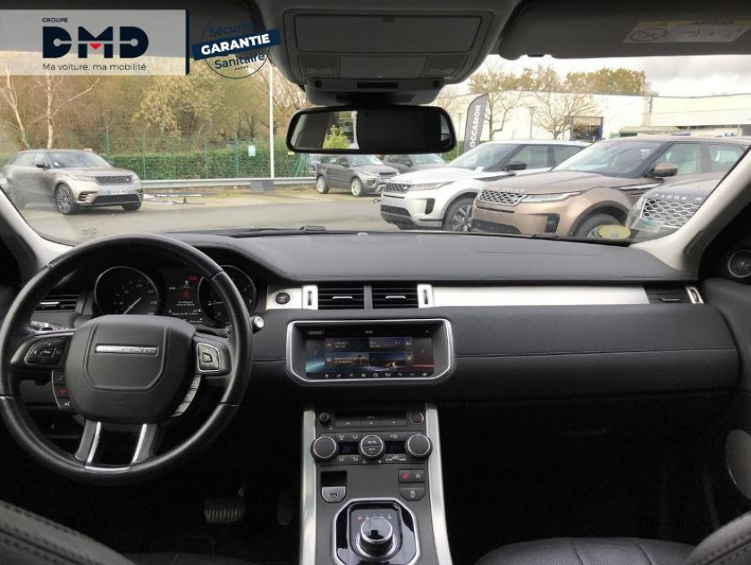Land Rover Evoque 2.0 Td4 150 Se Dynamic Bva Mark Iv - Visuel #5