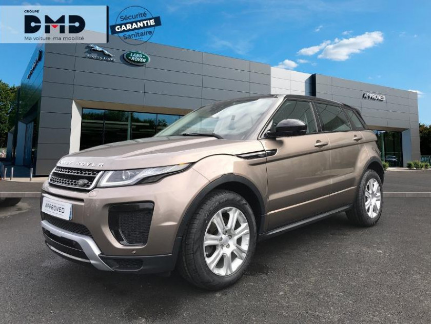 Land Rover Evoque 2.0 Td4 150 Se Dynamic Bva Mark Iv - Visuel #1