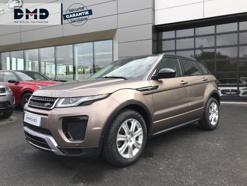 Land Rover Evoque 2.0 Td4 150 Se Dynamic Bva Mark Iv - Visuel #15