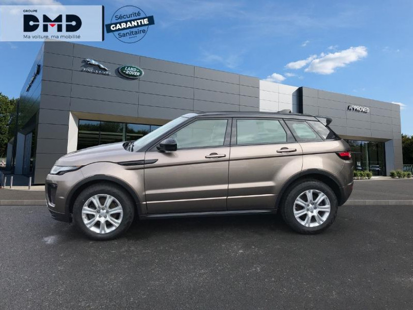 Land Rover Evoque 2.0 Td4 150 Se Dynamic Bva Mark Iv - Visuel #2