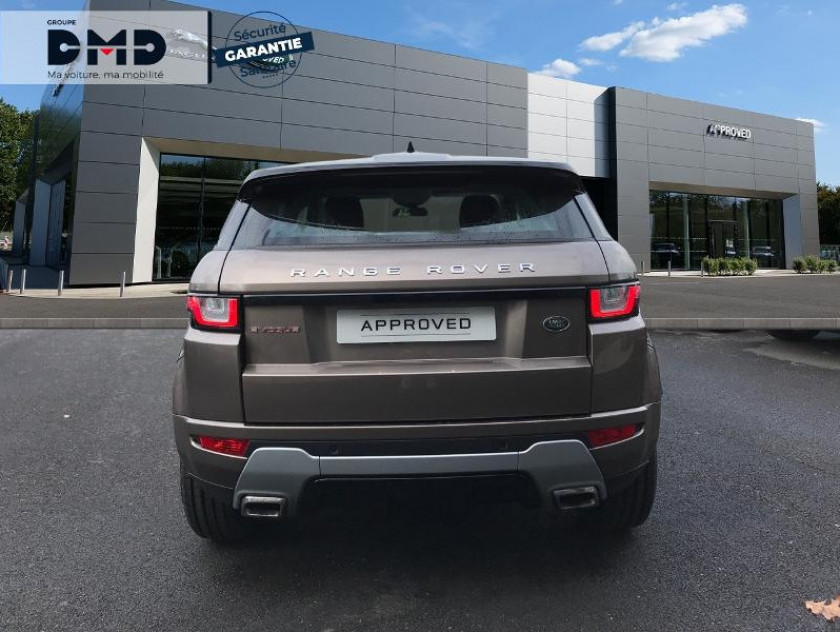 Land Rover Evoque 2.0 Td4 150 Se Dynamic Bva Mark Iv - Visuel #11