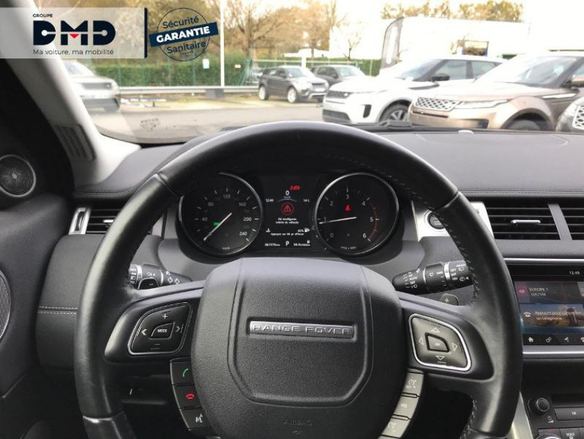 Land Rover Evoque 2.0 Td4 150 Se Dynamic Bva Mark Iv - Visuel #7