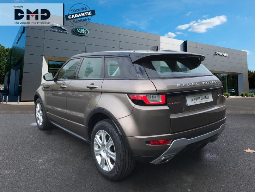 Land Rover Evoque 2.0 Td4 150 Se Dynamic Bva Mark Iv - Visuel #3