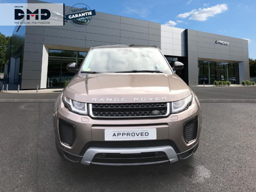 Land Rover Evoque 2.0 Td4 150 Se Dynamic Bva Mark Iv - Visuel #4