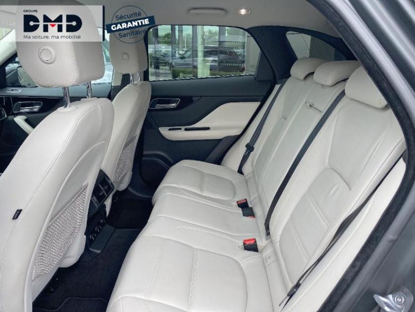 Jaguar F-pace 2.0d 180ch Prestige 4x4 - Visuel #10