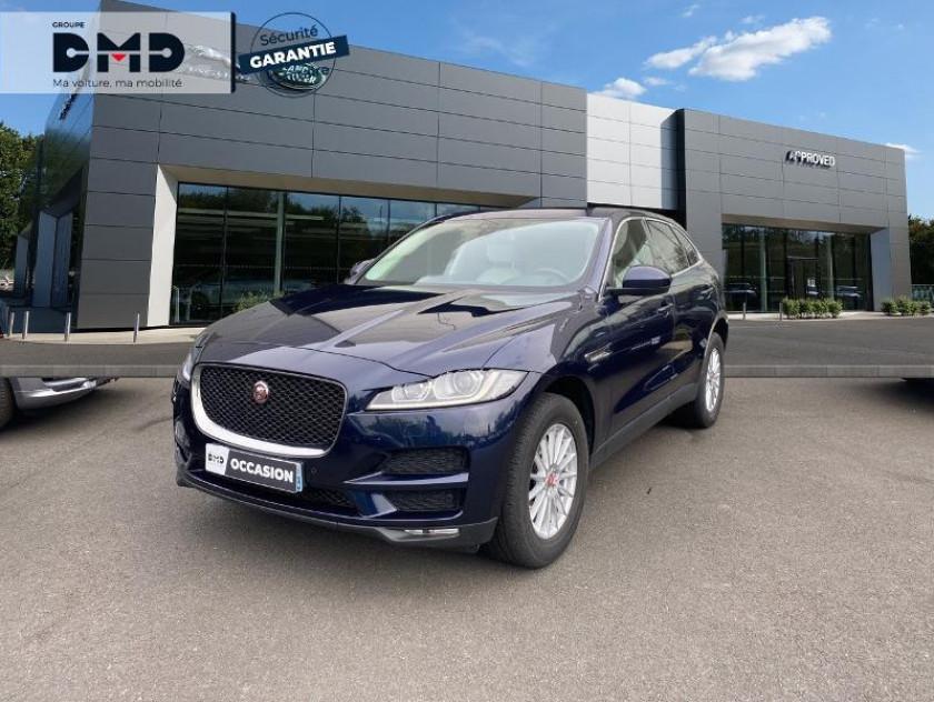 Jaguar F-pace 2.0d 180ch Prestige 4x4 - Visuel #1