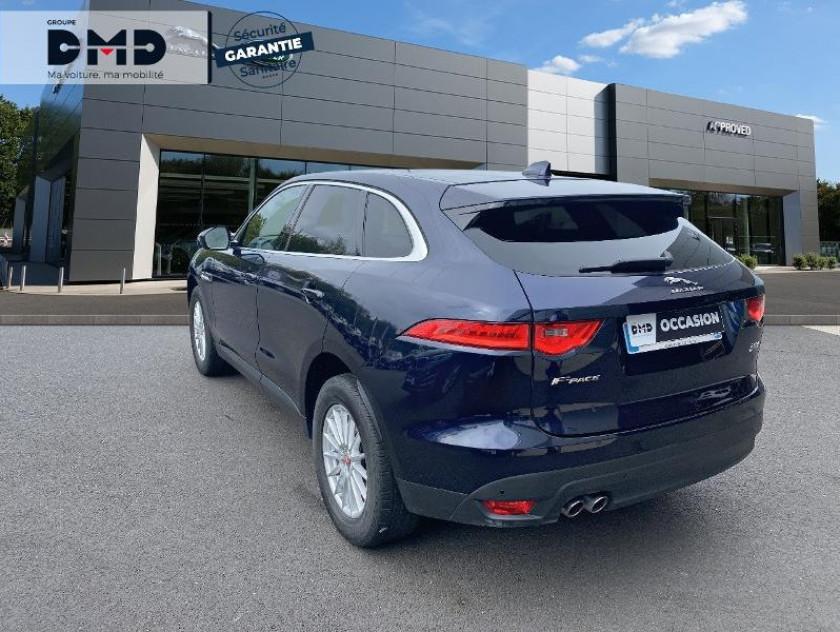 Jaguar F-pace 2.0d 180ch Prestige 4x4 - Visuel #3