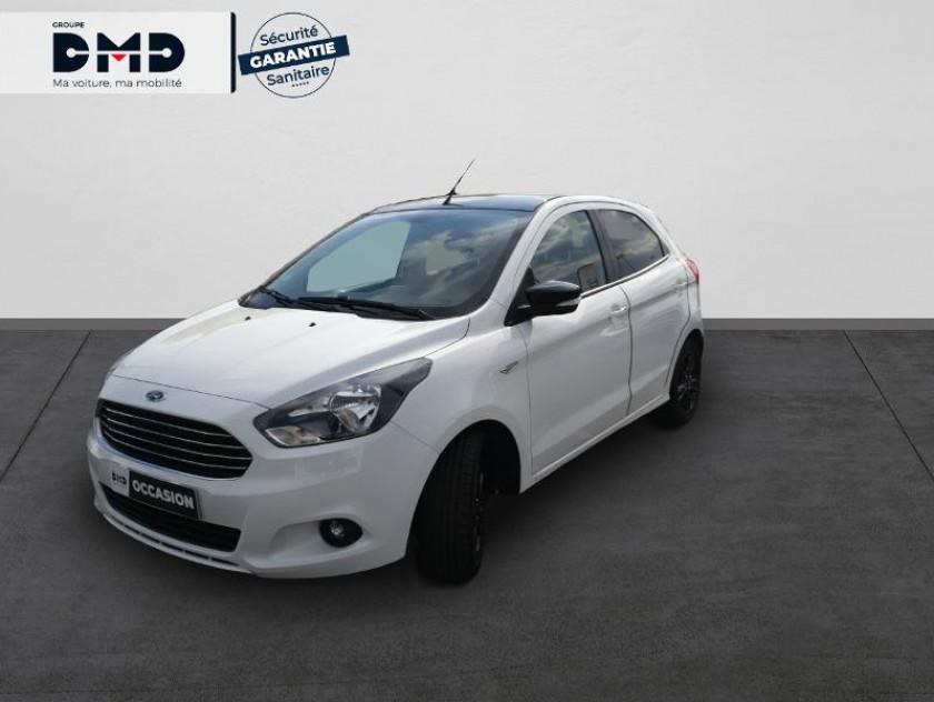 Ford Ka+ 1.2 Ti-vct 85ch White Edition - Visuel #1